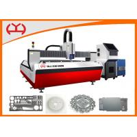 Wholesale Single Table Fiber Laser Cutting Machine For Carbon Steel Laser Wavelength 1070 nm from china suppliers