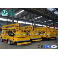 Wholesale 4 × 2 Hydraulic High Lifting Overhead Working Truck Remote Control from china suppliers
