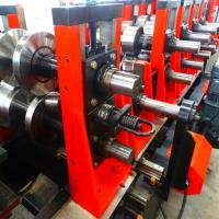 Wholesale Gear Box Driving Cold Roll Forming Machine With 8 - 12m / Min Adjustable High Speed from china suppliers