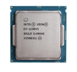 Xeon E3-1230V5  SR2LE Server CPU 8M Cache 3.40 GHz 64 Bit  4 Cores General