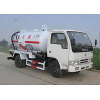 Wholesale Septic Pump Truck For Feces , Sludge from china suppliers