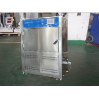 Wholesale PID SSR Control UV Aging Test Chamber , Accelerated Weather Testing UV Test Machine Price from china suppliers