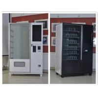 Quality Touch Screen Vending Machines beverage service retailing Snack Foods Drinks Center for sale
