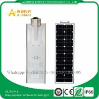 Wholesale 30W All In One Solar LED Street Lights for India,Nigeria, Indonesia, Philippines,Thailand from china suppliers