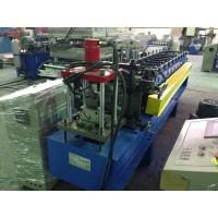 Buy cheap PLC Control Steel Stud Roll Forming Machine For 0.8 - 1.2mm Aluminium Steel from wholesalers