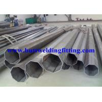 Wholesale Round 2205 Duplex Stainless Steel Tubing ASTM A790 Galvanized Steel Pipe from china suppliers