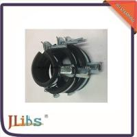 Wholesale Carbon Steel / Stainless Steel Galvanised Tube Clamps , Thickness 1.8-2.0mm from china suppliers
