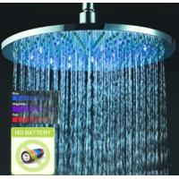 "Wholesale 12"" Round LED Shower Head, FD-2009-02 from china suppliers"