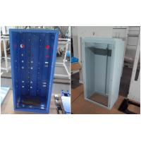 Wholesale Waterproof aluminium telecom distribution box  Auto cutting Metal Machining Parts from china suppliers
