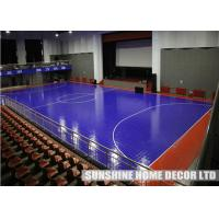 Wholesale Indoor sport court flooring Futsal/Soccer/ badminton /Basketball/Table Tennis Court manufacturer from china suppliers