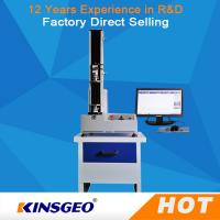 Wholesale Bend / Peel / Tensile Strength Universal Testing Machines 5KN With Computer Display from china suppliers