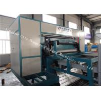 Wholesale Easy Operation Egg Box Machine , Paper Carton Making Machine 0.8-1% Frequency from china suppliers