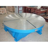 Wholesale 1.5Kw Movable Horizontal Vertical Rotary Table For Motorcycle Industry from china suppliers