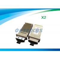 Wholesale X2-10ge-sr Multimode SFP Optical Transceiver 850nm Wavelegth Duplex LC 300m from china suppliers