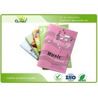 Wholesale A4 / A5/ A6 Any Size Writing Lined Exercise Books for Students Customized from china suppliers