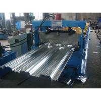 Wholesale High Buildings Deck Roll Forming Machine Panasonic PLC Control from china suppliers