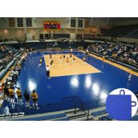 Wholesale Interlocking Modular PP Gymnasium Floor, Gym Sports Flooring For Volleyball  Court from china suppliers