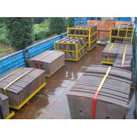Wholesale Steel Mill Liners Higher Impact Value Good Casting Soundness from china suppliers