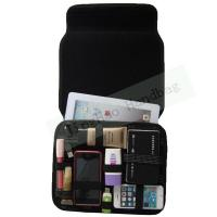 Wholesale Electronic Accessories Bag /  GRID Travel Cable Organizer 32.7*24*2 CM from china suppliers