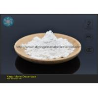 Wholesale Muscle Building Deca Durabolin Steroids Nandrolone Decanoate Raw White Powder from china suppliers