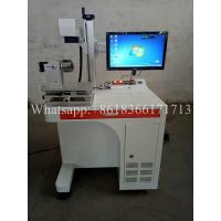 Wholesale 20w Portable CNC Marking Machine , Color Fiber Laser Marking Machine from china suppliers