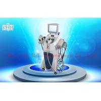 Wholesale Velashape Vaccum Celulite Removal / Cryolipolysis Slimming Machine With Lipo Laser Cavitation RF from china suppliers