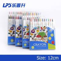 Wholesale Long Twisted Custom Crayons 170mm 36 Rainbow  Twistable Crayons from china suppliers