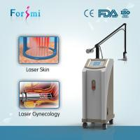 Wholesale 30W RF galss tube Fractional CO2 laser  Machines to professinal scar removal from china suppliers