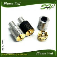 Wholesale Plume Veil RBA Atomizer Tank With Three Separate Sources For Airflow from china suppliers
