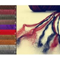 Wholesale Robin Robim Angola Hair Acrylic Knitting Yarn , Acrylic woolen yarn Brazil wool hair African Hair Threading from china suppliers