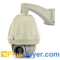 """Wholesale Raptor - Two Way Audio PTZ Speed Dome IP Camera with 1/4"""" Sony CCD, 27x Optical Zoom, 80m IR Range from china suppliers"""
