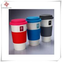 Wholesale Custom 2d,3d or full printing cute Eco-friendly non-toxic pvc coffee mugs for kids from china suppliers