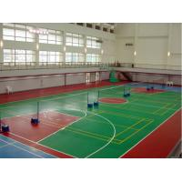 Wholesale Stadium Training running track flooring / School Playground Indoor Court Flooring from china suppliers