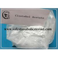 Wholesale 99% Purity Muscle Building Steroids Powder Clostebol Acetate 4-Chlorotestosterone Acetate CAS 855-19-6 from china suppliers