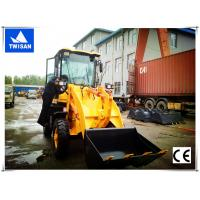 Wholesale 1.0 ton famous brand mini land machine with front end loaders from china suppliers