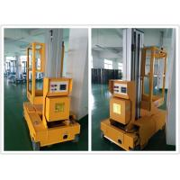 Wholesale Aerial Vertical Single Mast Lift Self Propelled For Quick Maintenance from china suppliers