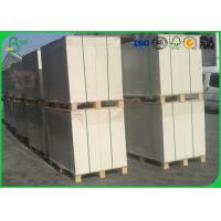 Buy cheap 250gsm 270gsm Folding Box Ivory Board White One Side Coated Paper In Sheet from wholesalers