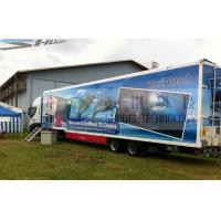 Wholesale 12 Seats Imax Movie Theaters Truck Mobile 5D Cinema With Projectors Screen from china suppliers