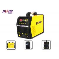 Wholesale 0.93 PF Plasma Inverter Cutter , Punair Black ABS Lid Steel Plasma Cutter from china suppliers