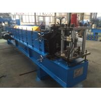 Wholesale 1.5mm Z  Purlin Cold Roll Forming Machine 14 Stations with 1.2 inch Chain from china suppliers