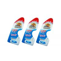 Buy cheap Special Shape Custom In Mold Label Printing White / Clear PP Material from wholesalers