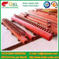 Wholesale 330 MW Waste Heat Petrochemical Industry Recovery Boiler Water Header TUV from china suppliers