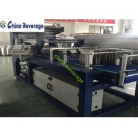 Wholesale Automatic PE Film Industrial Shrink Wrap Machine , Heat Shrink Wrap Machine With Heating Tunnel from china suppliers