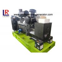 Wholesale AC 3 Phase 20kVA - 800kVA Electric Open Diesel Generator with 4 Poles Brushless Alternator from china suppliers