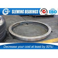 Wholesale Small Crane Slewing Bearing Ring Compact In Structure And Light from china suppliers