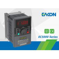 Wholesale Single Phase Variable Voltage To Frequency Converter 750w VFD Inverter AC Motor Drive from china suppliers