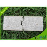 Wholesale Building EPS Cement Sandwich Panel , sound insulation Sandwich Panel from china suppliers