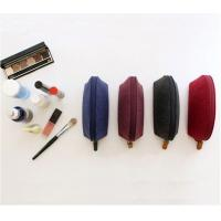 Wholesale unique  high quality factory price felt makeup bag  with various color from china suppliers