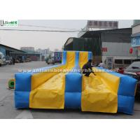 Wholesale Colored Double Lanes Inflatable Slip N Slide Commercial For Adults from china suppliers