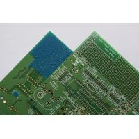 Wholesale 1-28 Layer Double Side High TG PCB Fabrication with Peelable Mask and Green Solder Mask from china suppliers